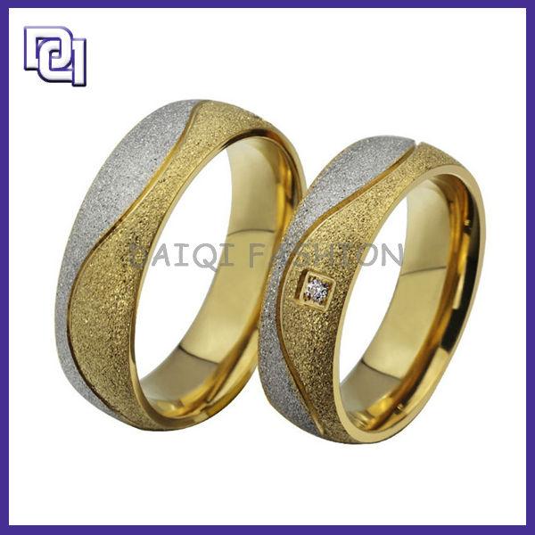 Fascinating new wedding rings