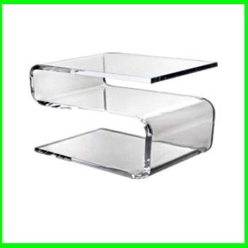 plexiglas table basse avec plateau table basse id du. Black Bedroom Furniture Sets. Home Design Ideas