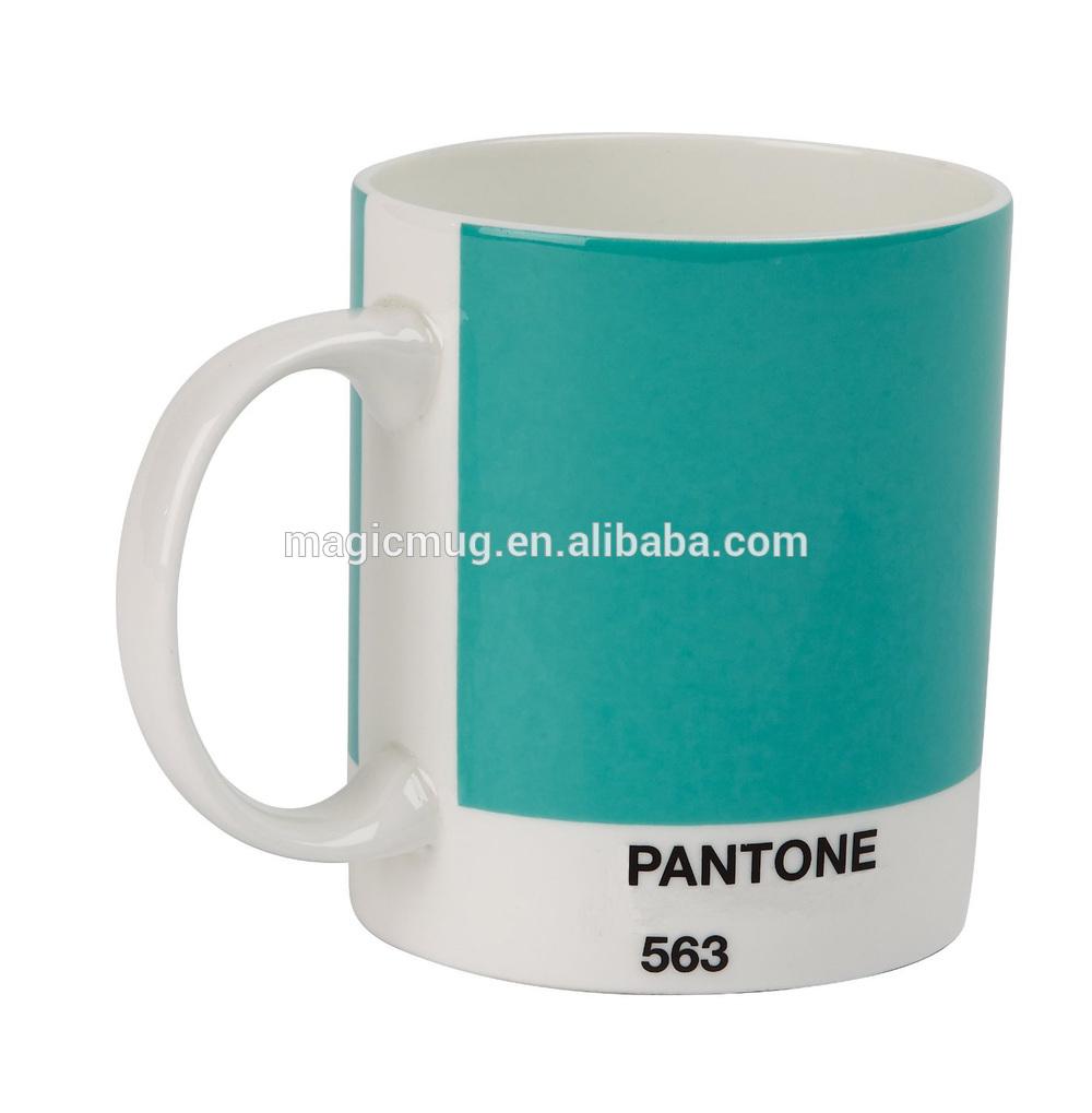 Mug pantone personnalisé