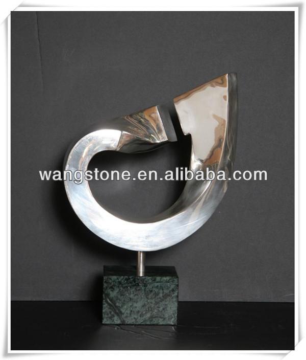 ws st395 zeitgen ssische metall kunst gartenskulpturen