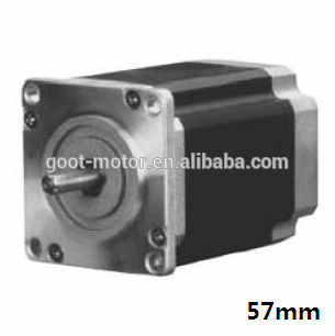 57mm Nema 23 stepper motor 2-Phase hybrid step motor