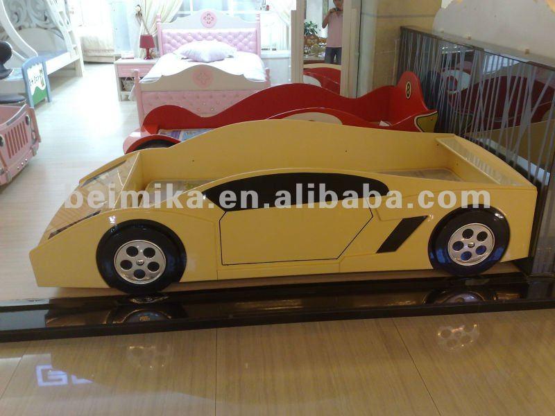 Mdf bambini letto auto/mobili per bambini/nuovo design lamborghini ...